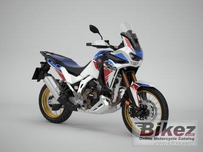 2022 Honda Africa Twin Adventure Sports