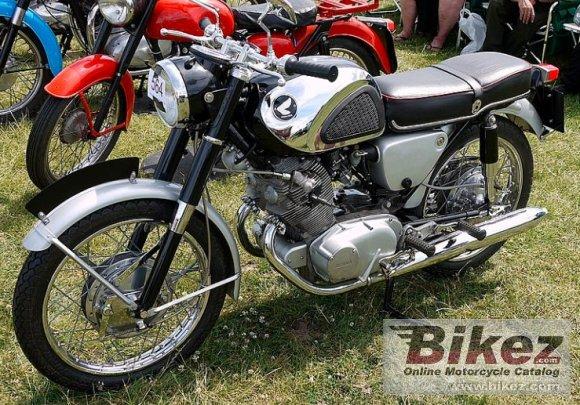 Honda CB 77