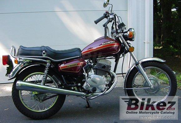 Honda CM 185