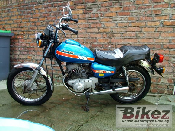 Honda CM 200