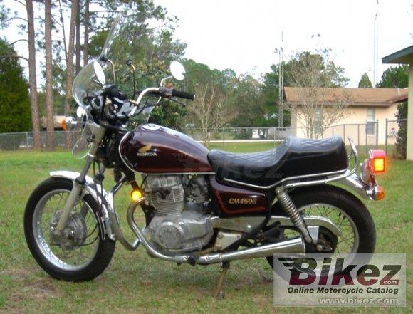 Honda CM 450
