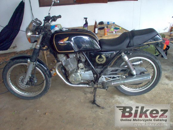 Honda GB 250 Clubman
