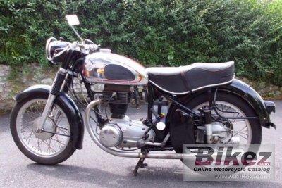 1950 Horex Regina 400