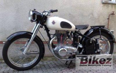 1955 Horex Regina 350