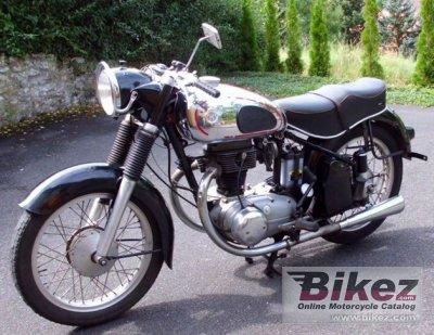 1955 Horex Regina 400