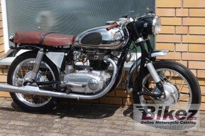 1956 Horex Imperator