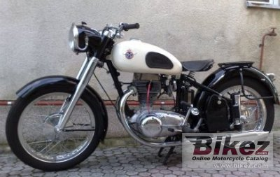 1957 Horex Regina 350