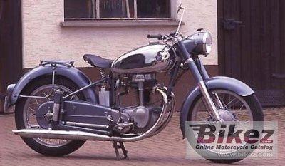 1957 Horex Regina