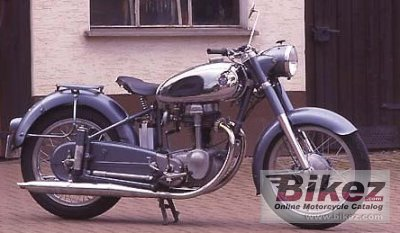 1958 Horex Regina