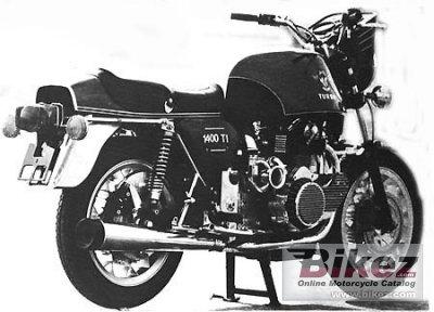 1978 Horex 1400 TI