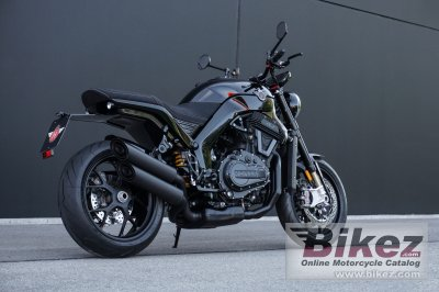 2020 Horex VR6 Raw