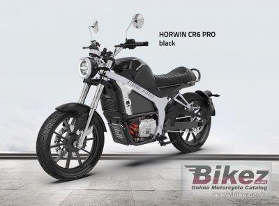 2021 Horwin CR6 Pro