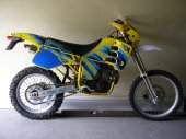 1995 Husaberg FE 500 Elduro photo