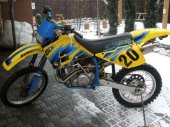 1995 Husaberg FE 600 Enduro photo
