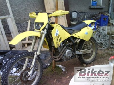 1996 Husaberg FE 350 Elduro photo