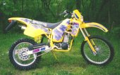 1996 Husaberg FE 600 Elduro photo