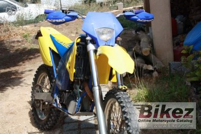 1997 Husaberg FE 501 E photo