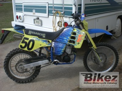 1997 Husaberg FE 600 E photo