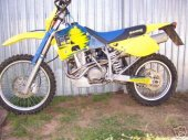 1999 Husaberg FE 400 photo
