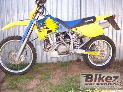 1999 Husaberg FE 400