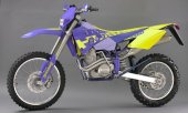 2000 Husaberg FE 400 E photo