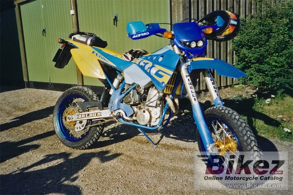 2000 Husaberg FE 600 E photo