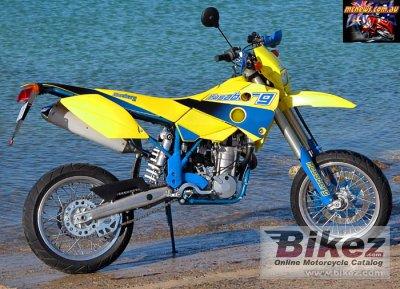 2000 Husaberg FE 501