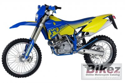 2002 Husaberg FE 400 E photo