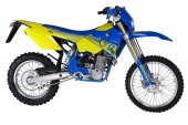 2002 Husaberg FE 501 E photo