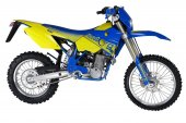 2002 Husaberg FE 650 E photo