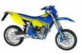2002 Husaberg FS 400 E photo