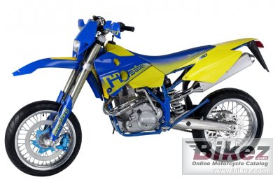 2002 Husaberg FS 650 E photo
