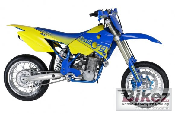 2002 Husaberg FS 400 C photo
