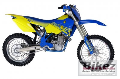 2002 Husaberg FX 470 E photo