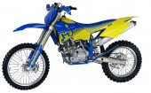 2002 Husaberg FX 650 E photo