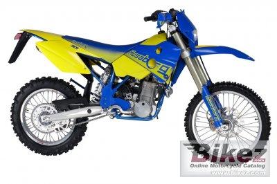 2002 Husaberg FE 501 E
