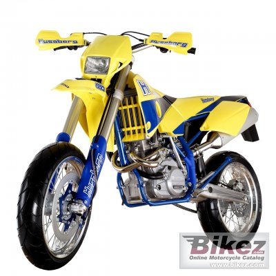 2003 Husaberg FS 650 E photo