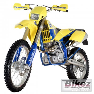 2003 Husaberg FE 501 E photo