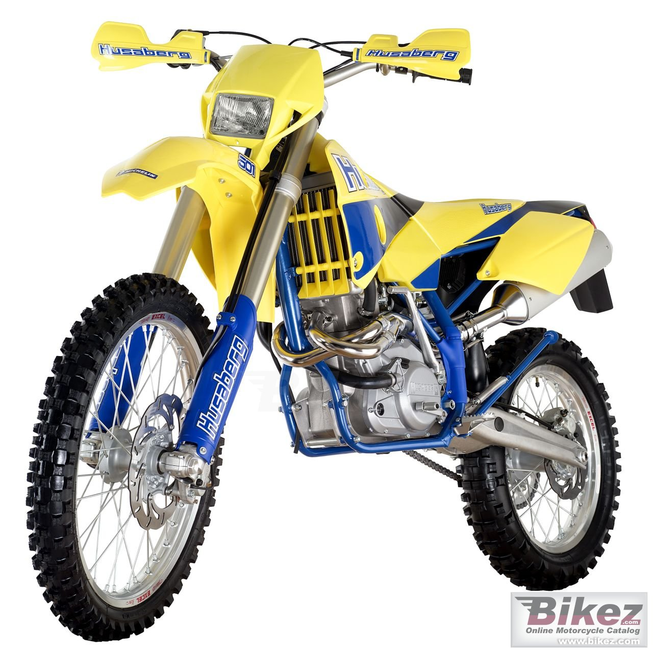 Big Husaberg fe 501 e picture and wallpaper from Bikez.com