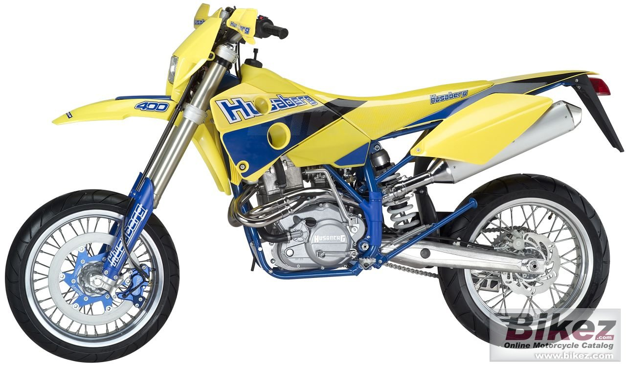 Big Husaberg fs 400 c picture and wallpaper from Bikez.com