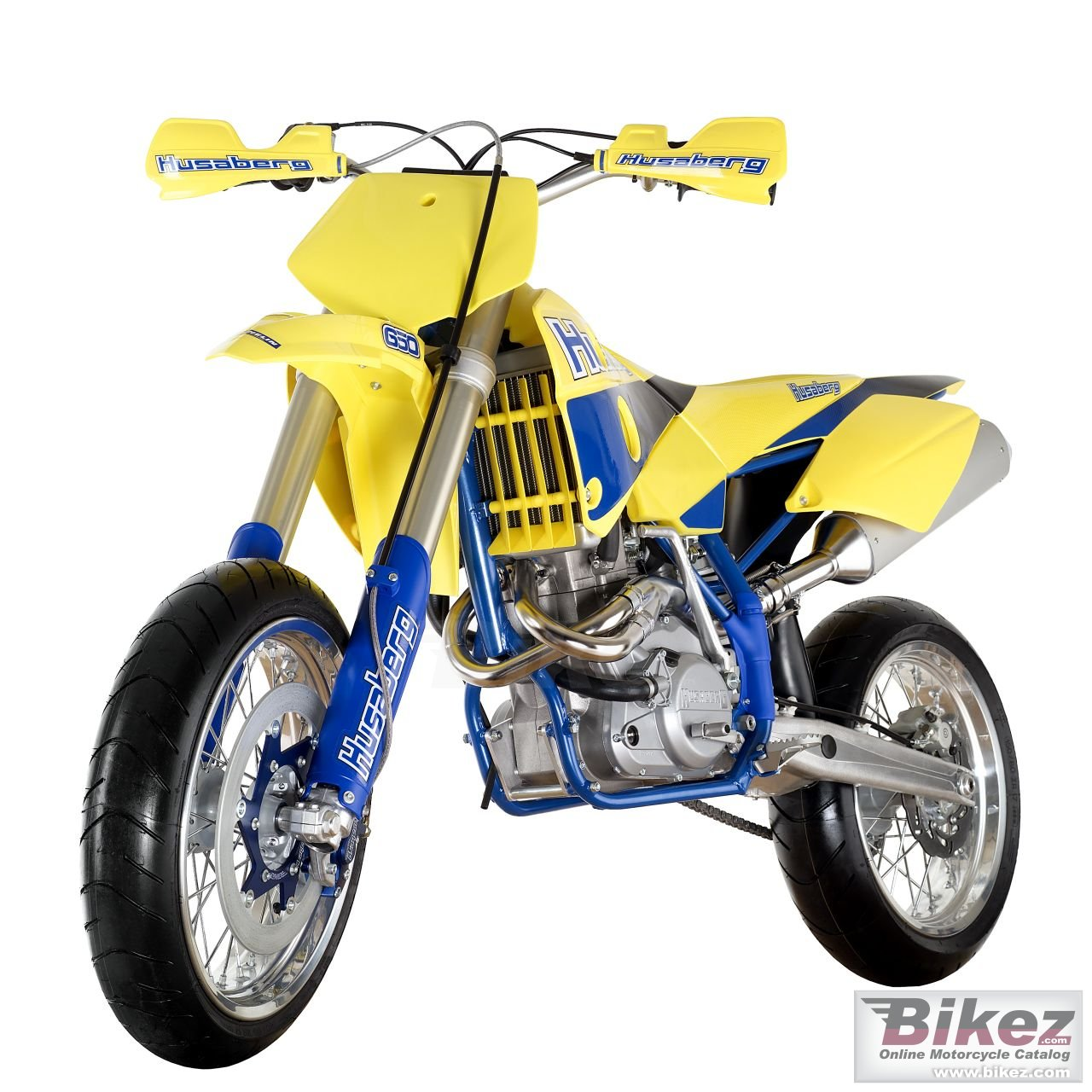 Big Husaberg fs 650 c picture and wallpaper from Bikez.com