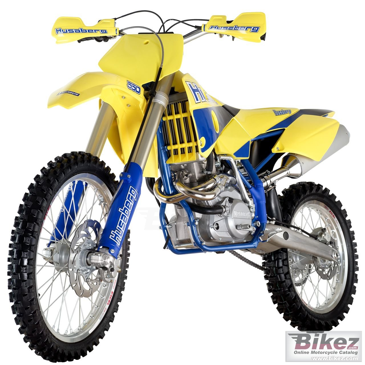 Big Husaberg fc 550 - 4 picture and wallpaper from Bikez.com
