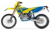 2004 Husaberg FE 550 e photo