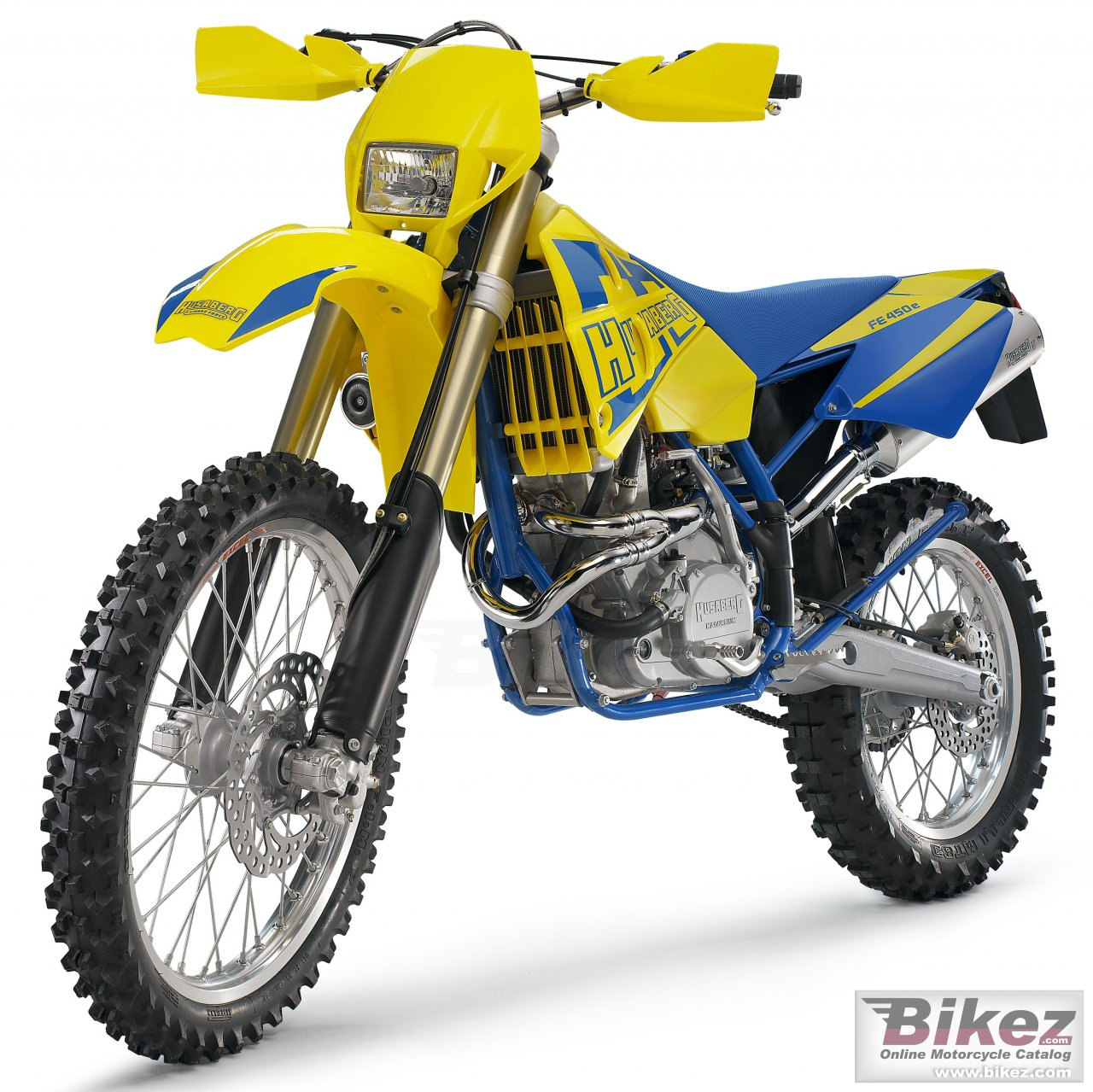Big Husaberg fe 450 e picture and wallpaper from Bikez.com