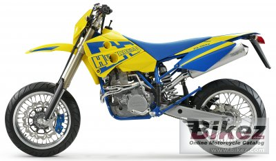 2005 Husaberg FS 450 e photo