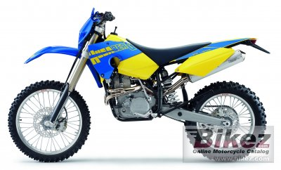 2006 Husaberg FE 450 E photo