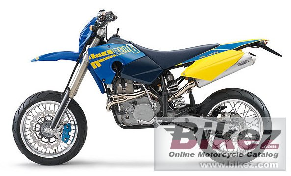 Big Husaberg fs 450 e picture and wallpaper from Bikez.com
