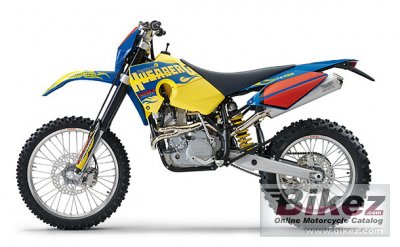 2007 Husaberg FE450E photo
