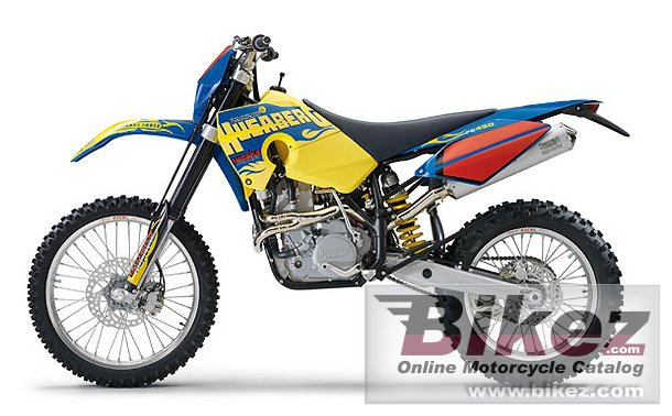 Big Husaberg fe450e picture and wallpaper from Bikez.com