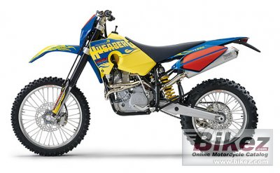 2007 Husaberg FE650E photo